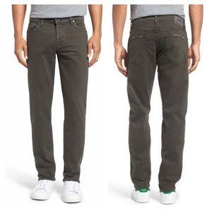 Baldwin Henley Slim Straight Jeans Size 33
